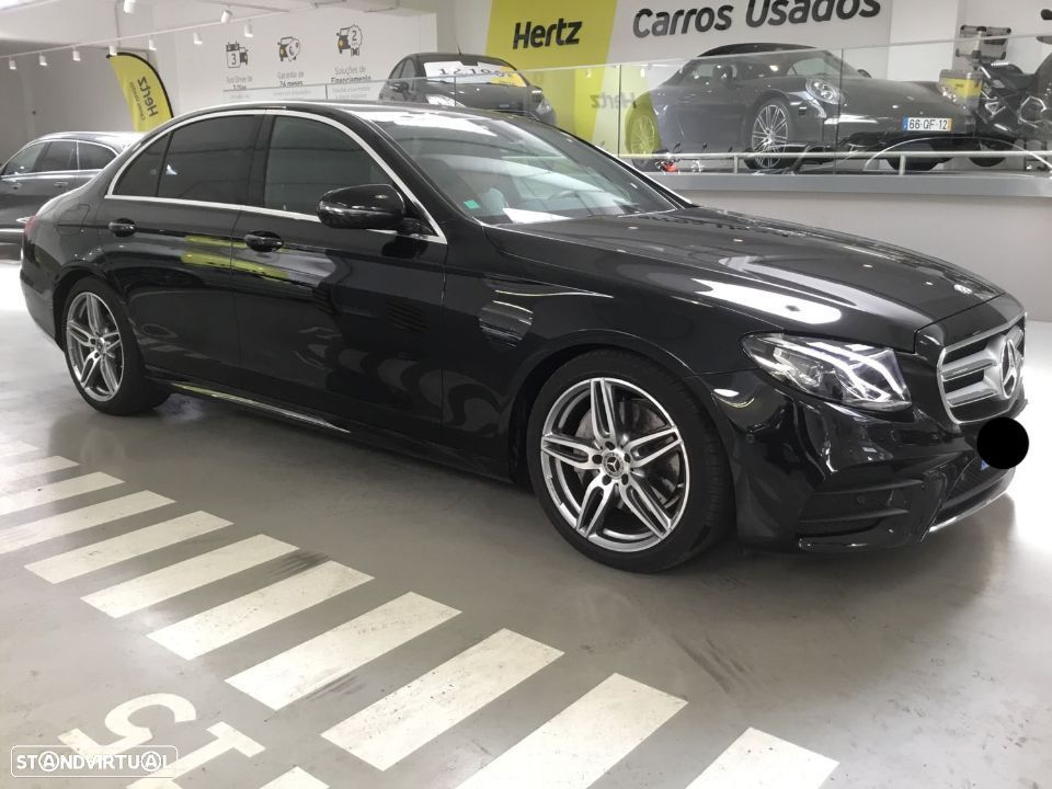 Mercedes-Benz E 220 Pack AMG - 3