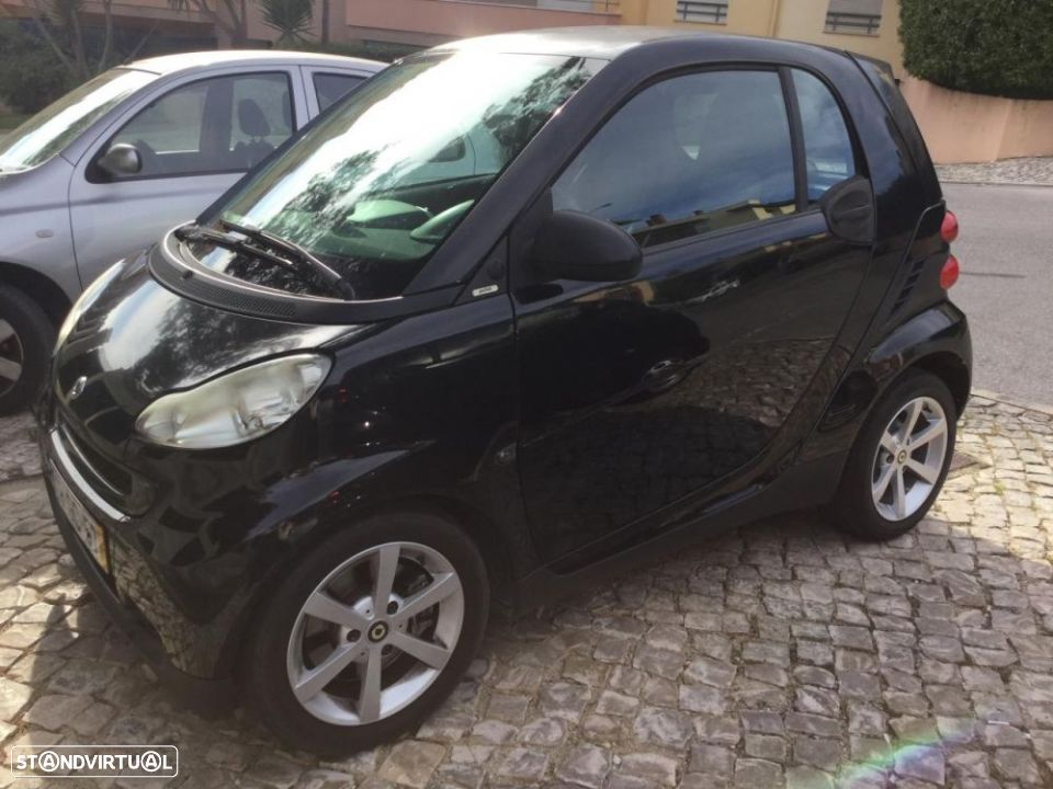 Smart ForTwo 1.0 mhd passion 71 - 3