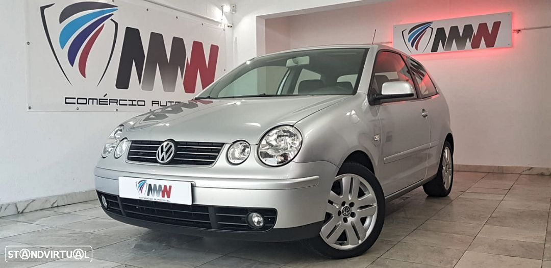 VW Polo 1.2 Highline 65cv - 1