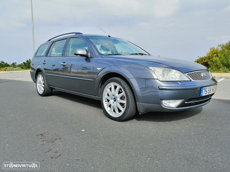 Ford Mondeo 5MHCP3 - 27