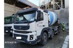 Volvo FMX460 SOON EXPECTED 8X4 FULL STEEL INTERMIX  Volvo Fmx460 Soon Expected 8X4 Full Steel Intermix - 1