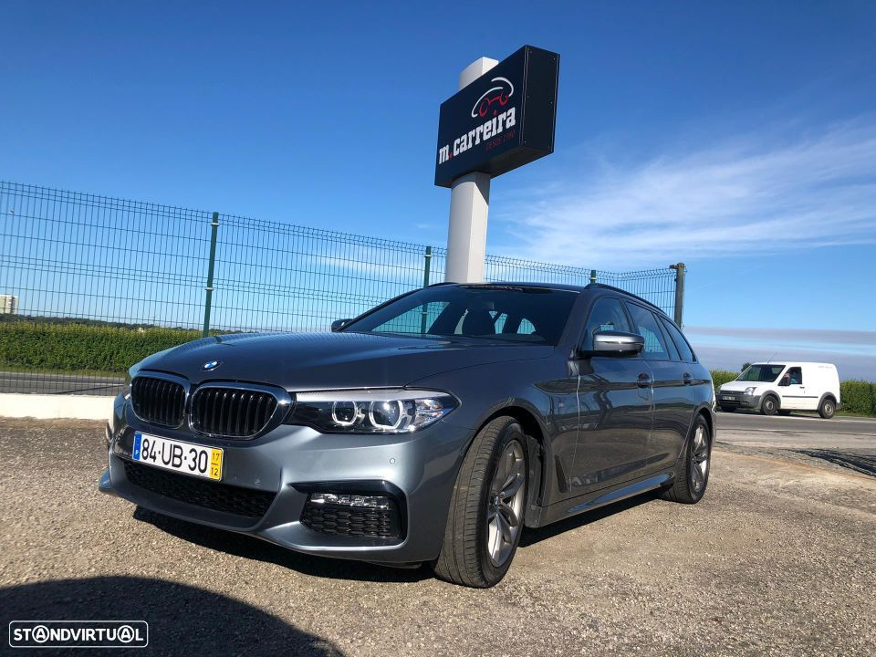 BMW 520 d Touring Pack M - 2