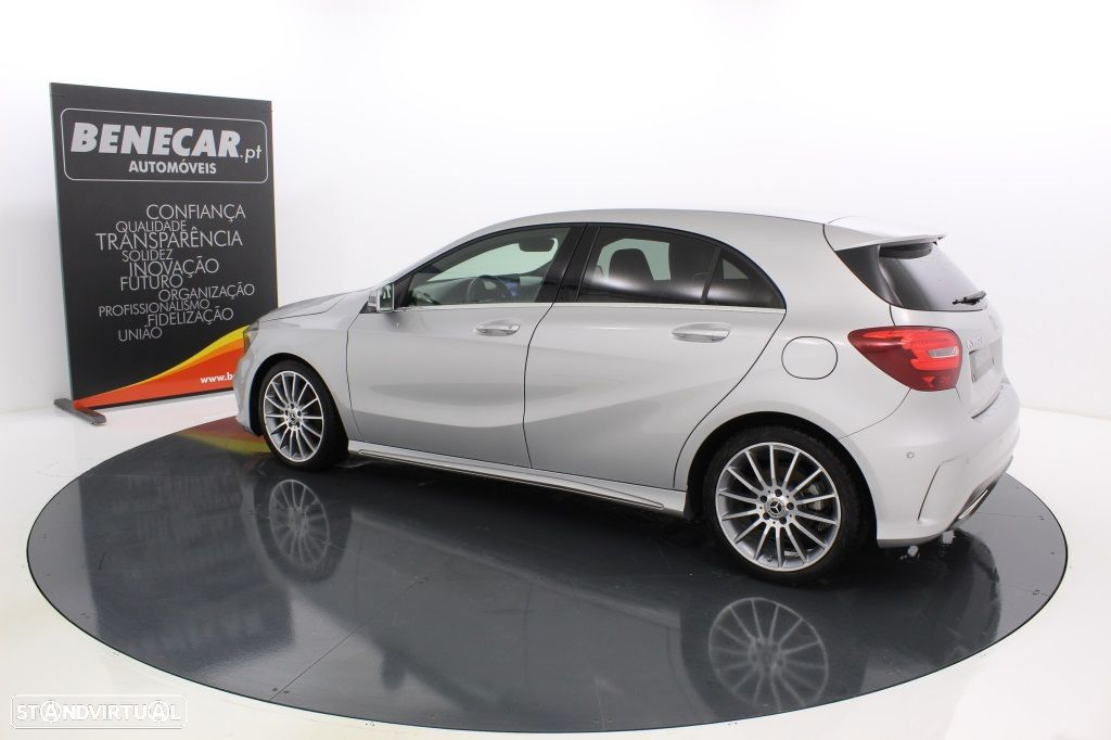 Mercedes-Benz A 180 CDi Final Edition Cx. Aut. - 4