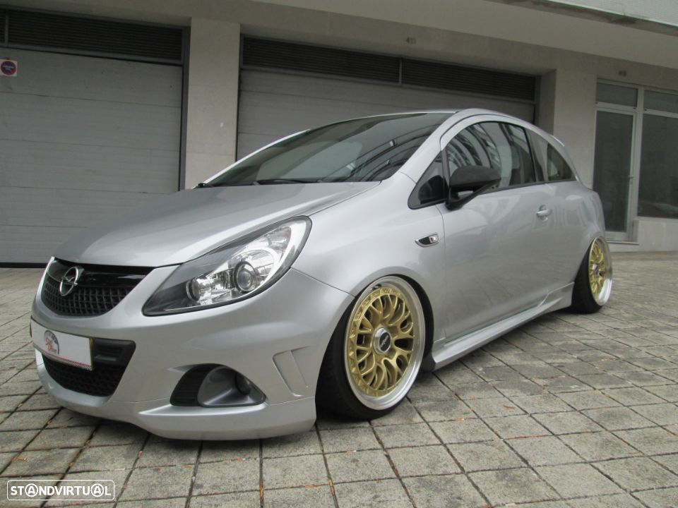 Opel Corsa 1.3 CDTI gtc KIT OPC COMPLETO 5 LUGARES FULL EXTRAS - 1