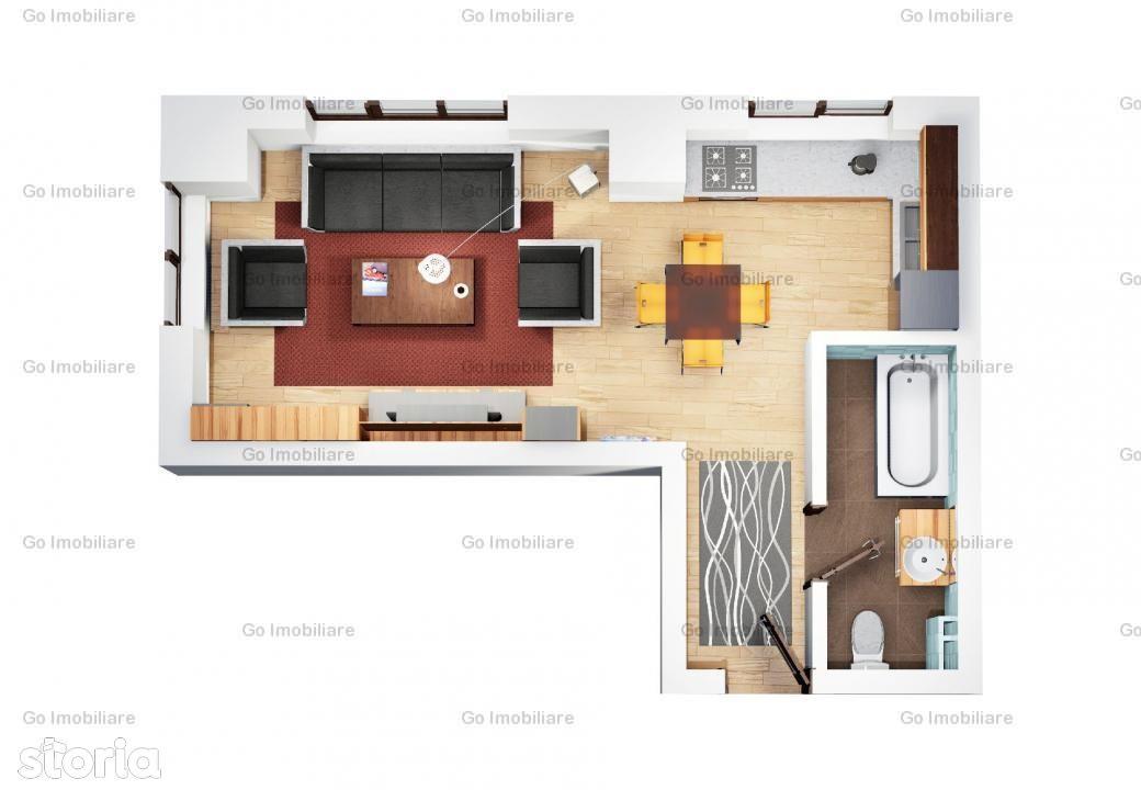 Apartament de vanzare, Iasi, Cug - Foto 9