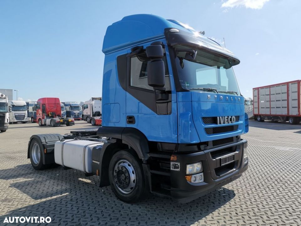 Iveco Stralis AT440S36T/P / German / 1 Hand - 1