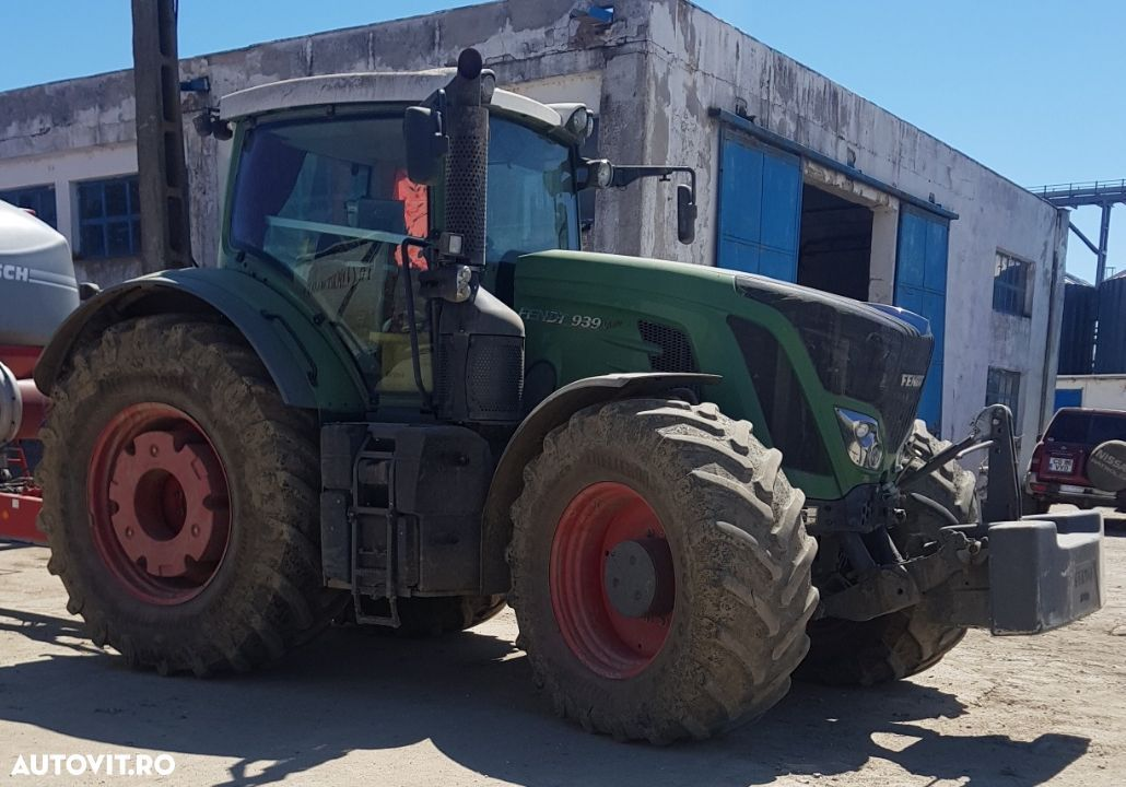 Fendt FENDT 939 PROFI PLUS - 1