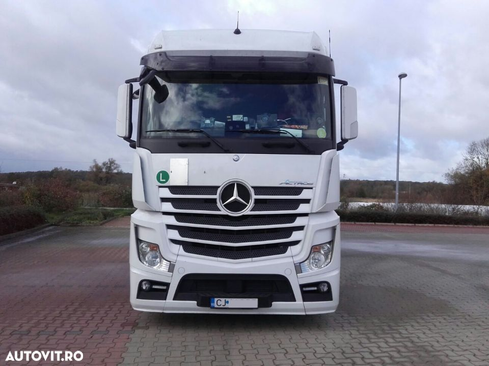 Mercedes-Benz Actros 18.45 LS 4X2 Big Space - 1