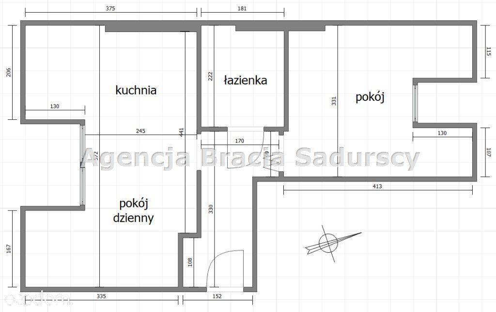 Mieszkanie na sprzedaż, Kraków, Borek Fałęcki - Foto 15