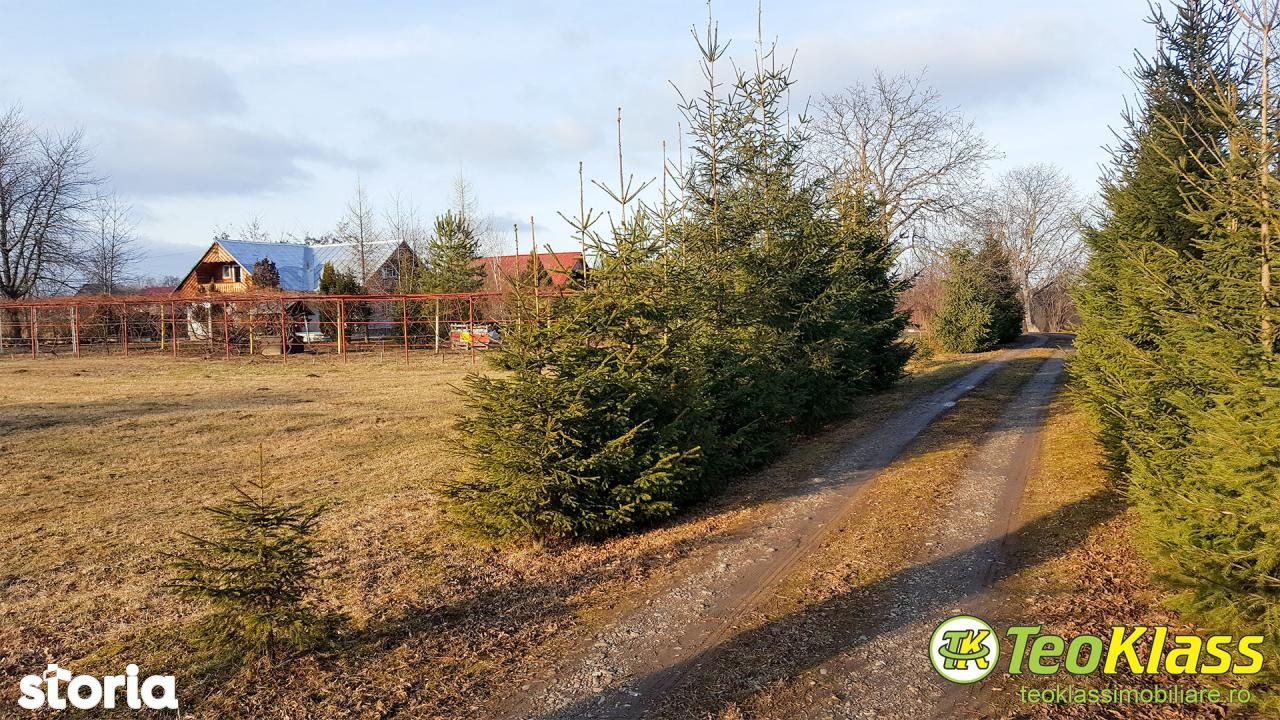 Teren de Vanzare, Suceava (judet), Fălticeni - Foto 1