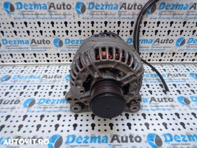Alternator , Vw Golf 6, 1.6B, BSE - 1
