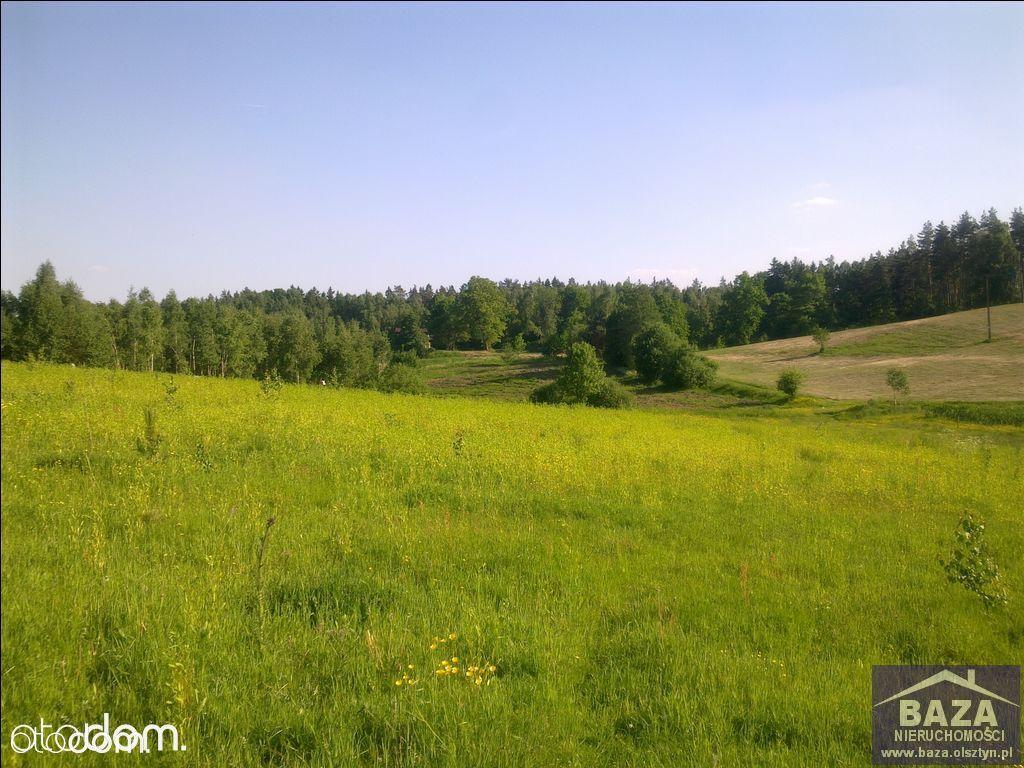 Działka na sprzedaż, Kochanówka, lidzbarski, warmińsko-mazurskie - Foto 3
