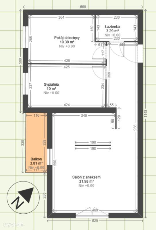 Mieszkanie na sprzedaż, Wejherowo, wejherowski, pomorskie - Foto 16