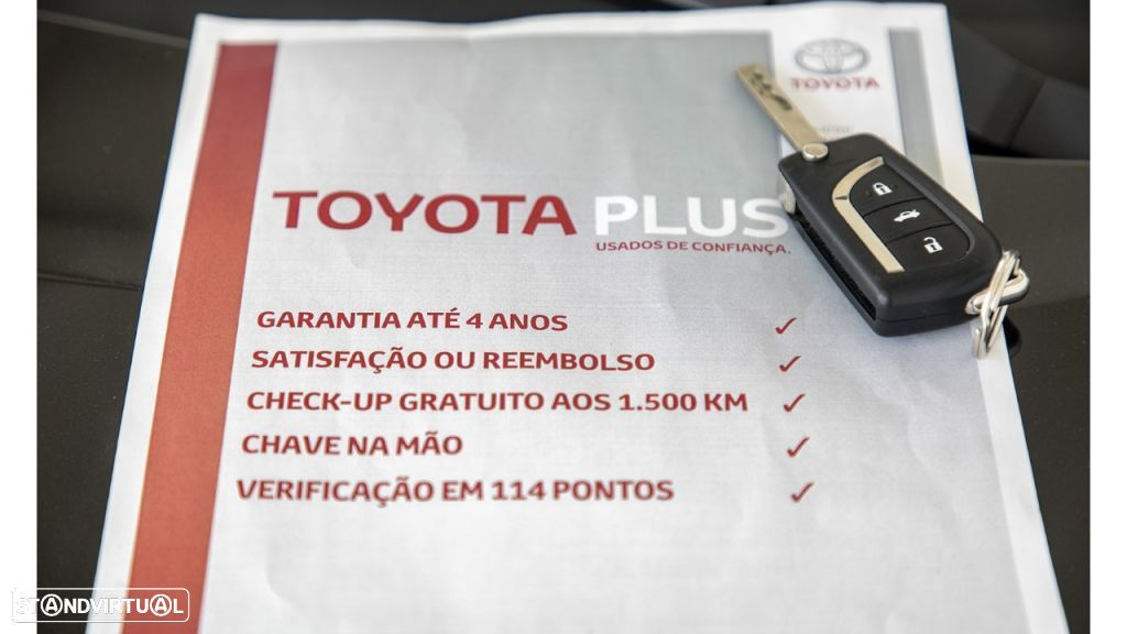 Toyota Aygo 5P 1.0 x-play + A+ x-touch - 20