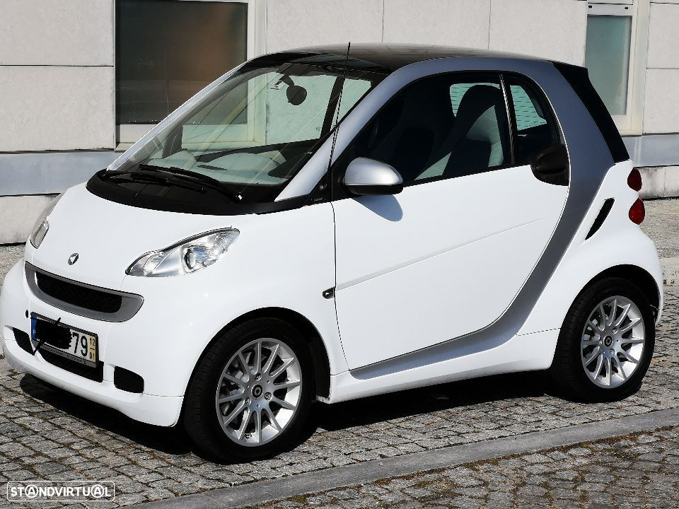 Smart ForTwo Passion CDI 451 - 8