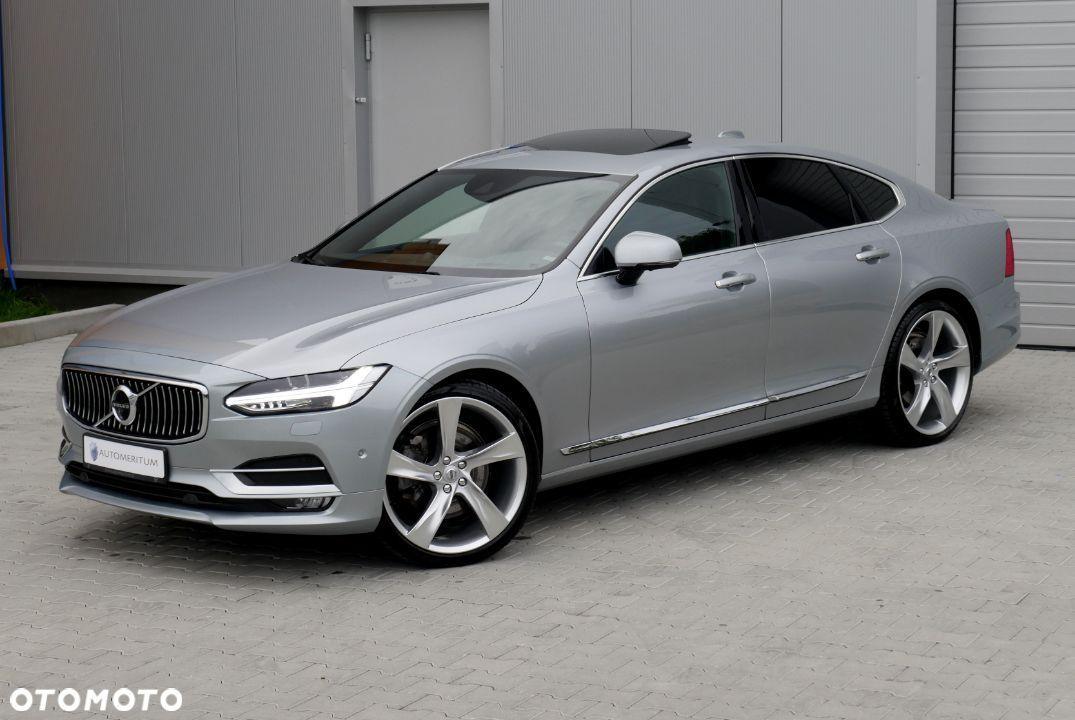 Volvo S90 D5 Inscription AWD Bowers & Wilkins Kamery 360* Faktura VAT 23% - 1