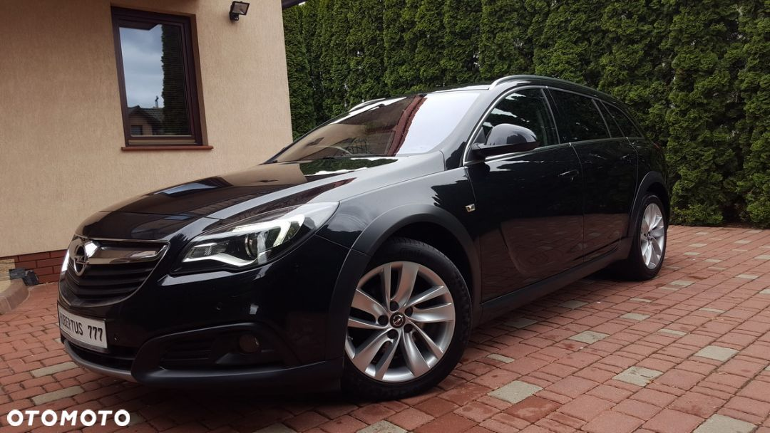 Opel Insignia COUNTRY Automat__170KM__Wersja Country - 5
