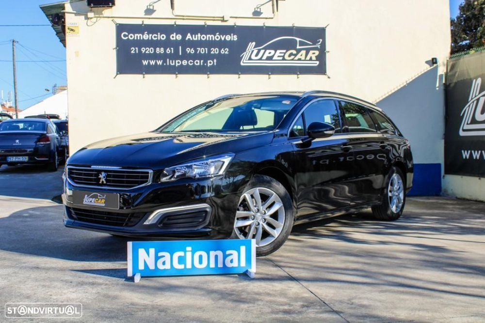 Peugeot 508 SW 1.6 e-HDi Active - 1