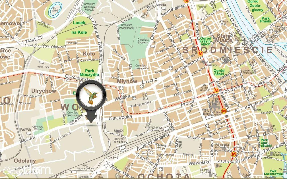 Lokal użytkowy na sprzedaż, Warszawa, Wola - Foto 13