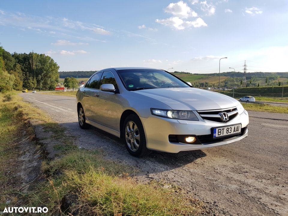 Honda Accord VII - 2