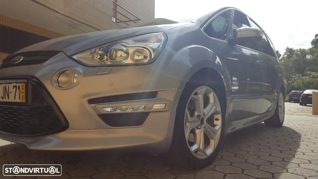 Ford S-Max Titanium S Powershift - 2