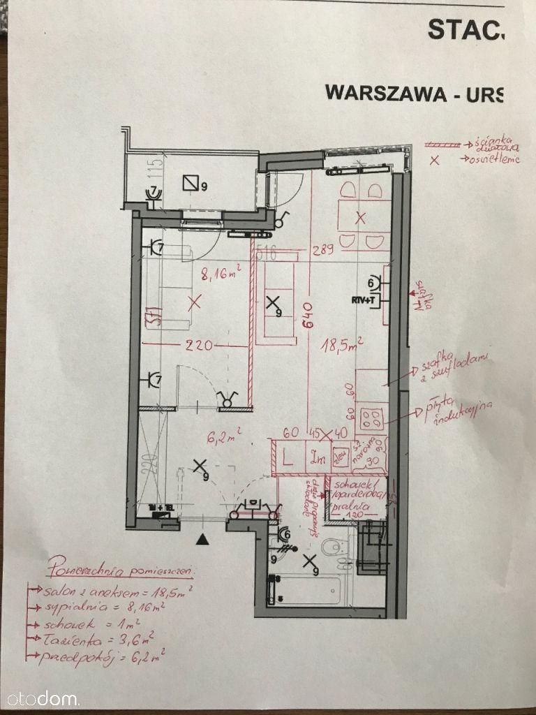 Mieszkanie na sprzedaż, Warszawa, Ursus - Foto 5