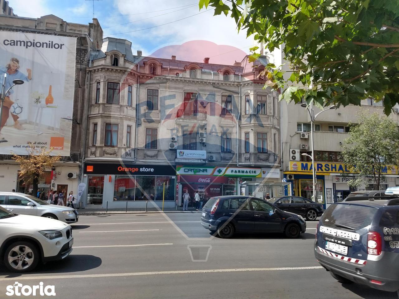Spatiu Comercial de inchiriat, București (judet), Strada Biserica Amzei - Foto 9