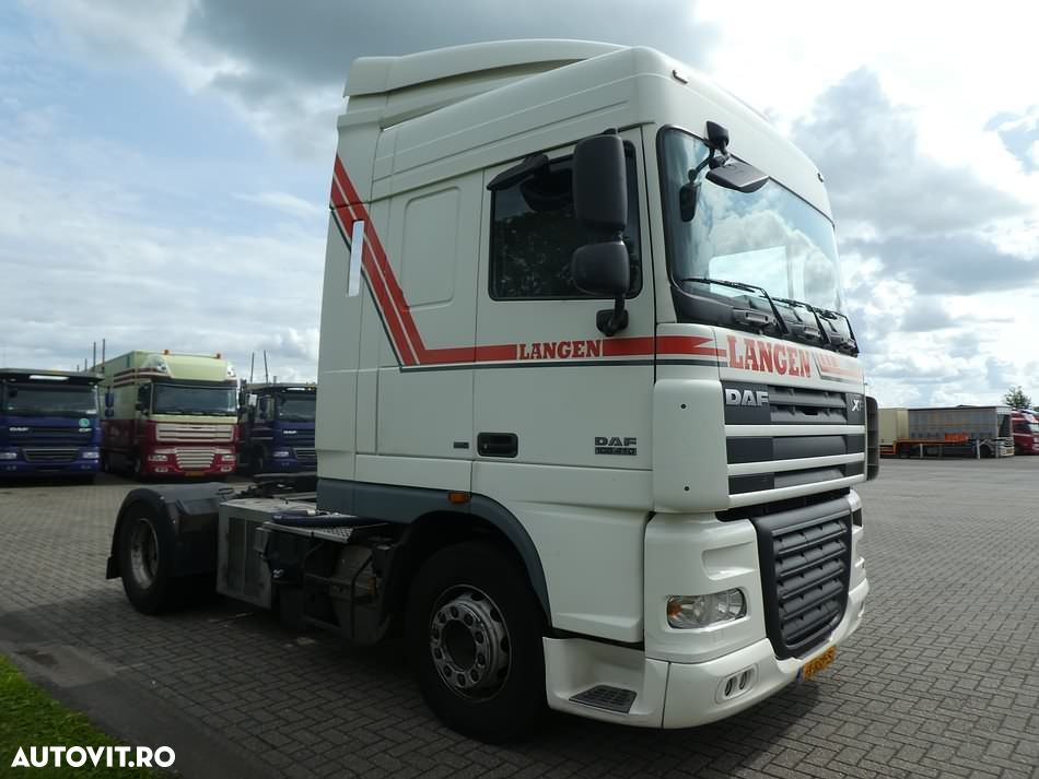 DAF XF 105.410 SPACECAB PTO E5 - 2