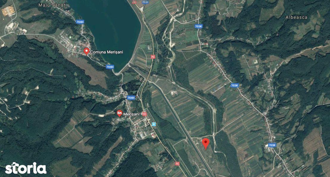 Teren de Vanzare, Argeș (judet), Valea Mărului - Foto 2