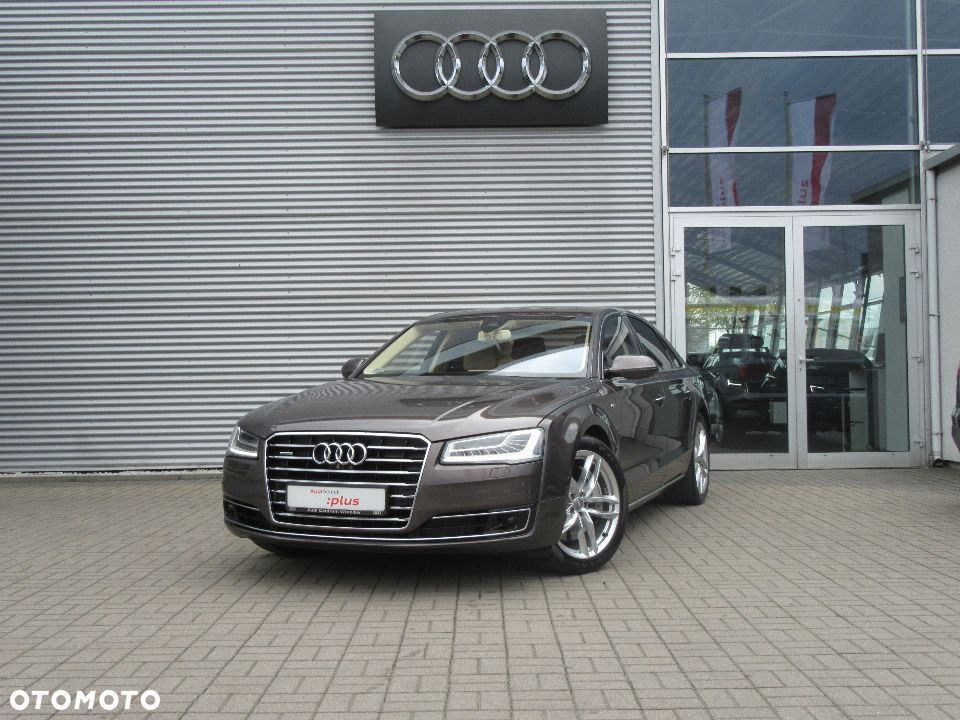Audi A8 4.2 TDI 385KM Masaże ACC Head Up Dealer Audi Centrum Wrocław FV23% - 26