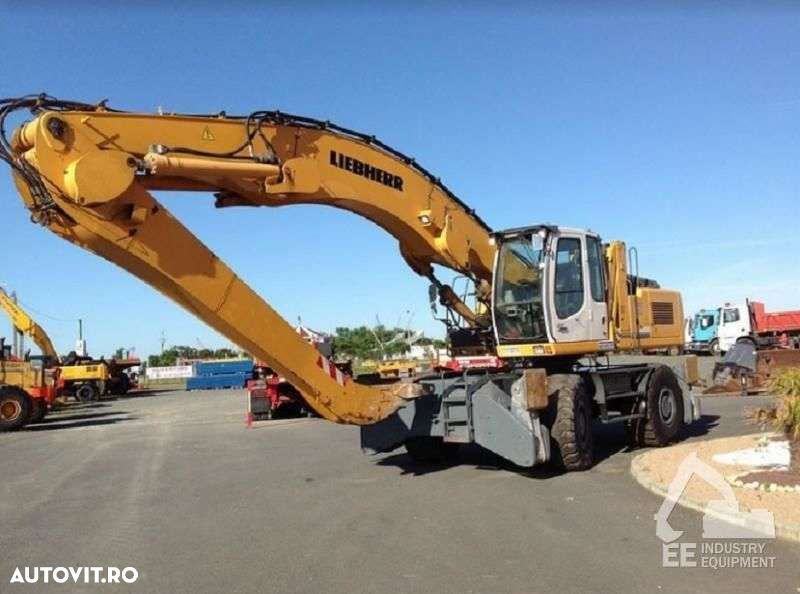 Liebherr MANUTENTION A 934 C HD LITRONIC - 1
