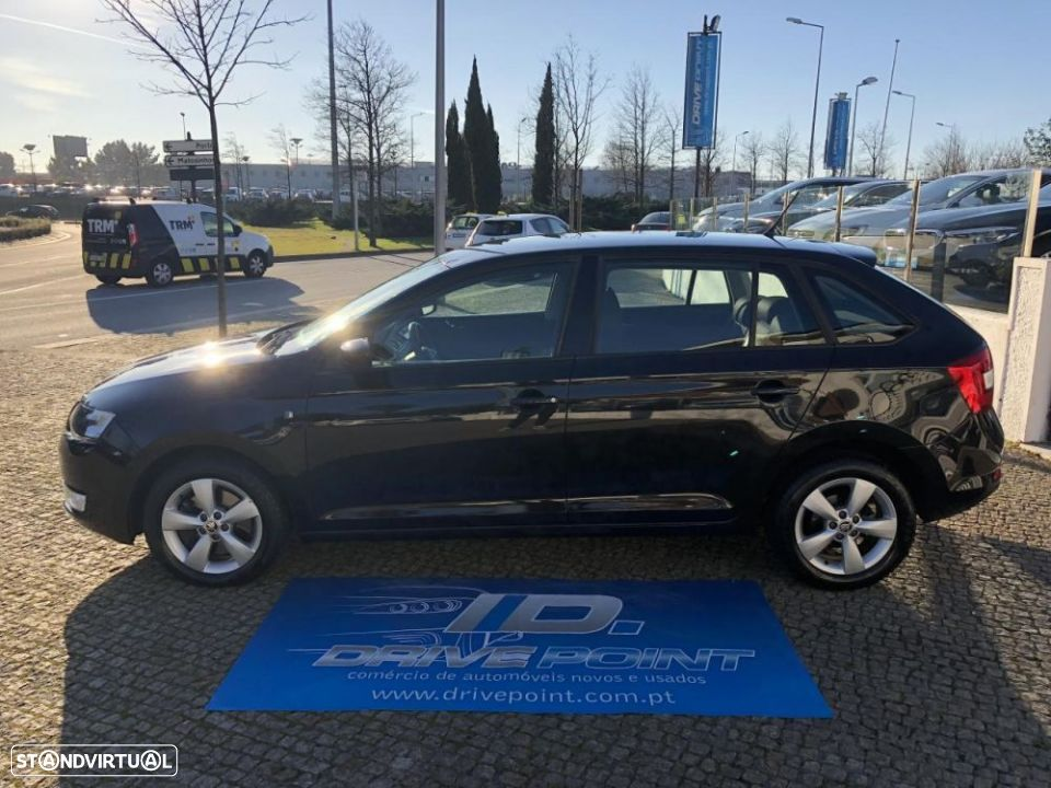 Skoda Rapid Spaceback 1.6 TDi Ambition - 19