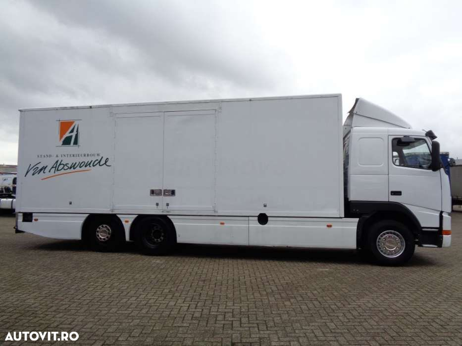 Volvo FH12 + Manual + airco - 28