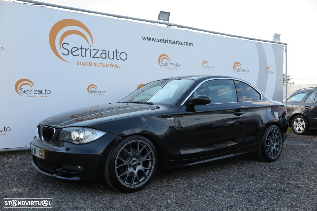 BMW 120 Coupe Pack M GPS - 3