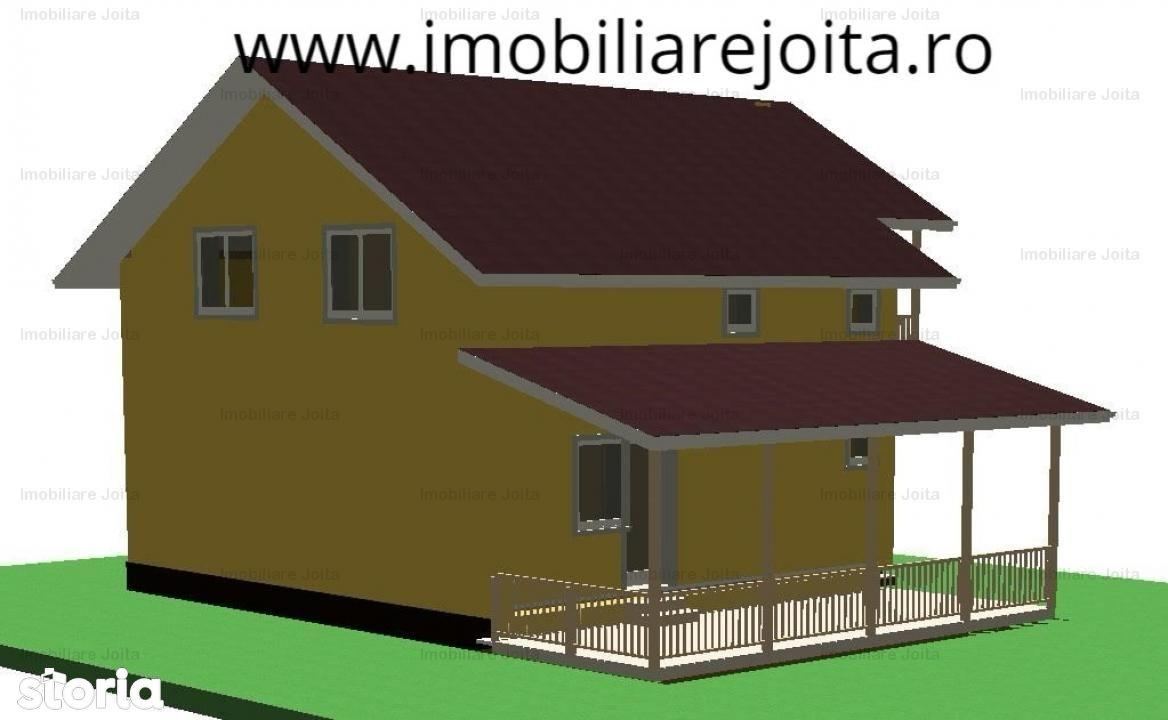 Casa de vanzare, Giurgiu (judet), Șoseaua Ciorogârlei - Foto 2