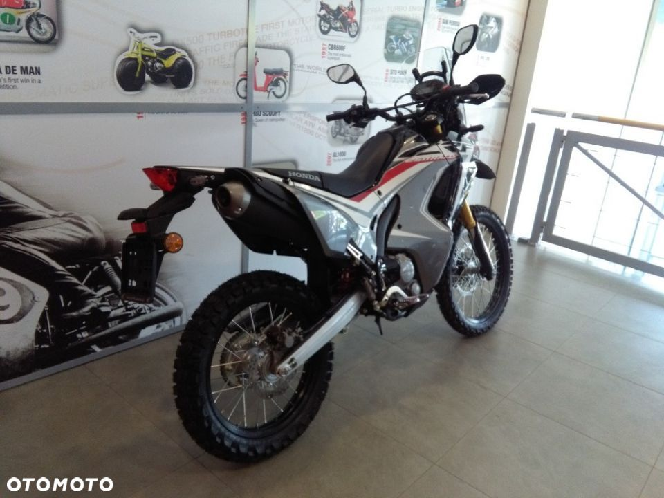 Honda CRF 250 Rally ABS, 2019, nowy model, transport, gwarancja, ASO - 3