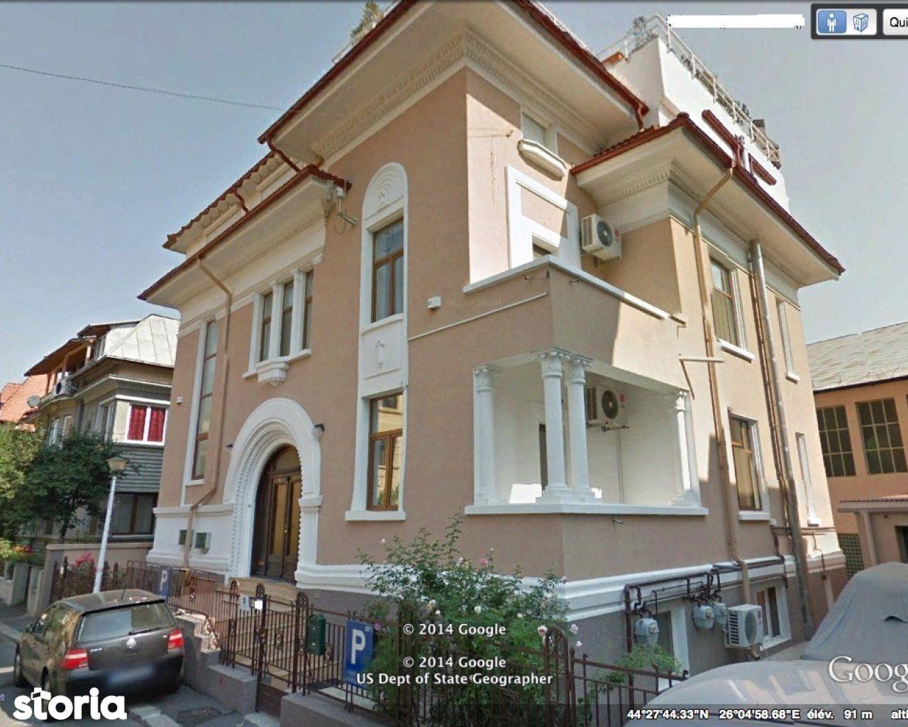 Casa de vanzare, București (judet), Strada Arhitect Burcuș Ștefan - Foto 1