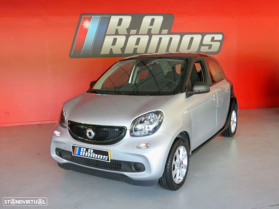Smart ForFour 1.0 Passion Autom. (71cv) - 22