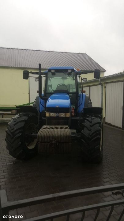 New Holland TM 165 - 1