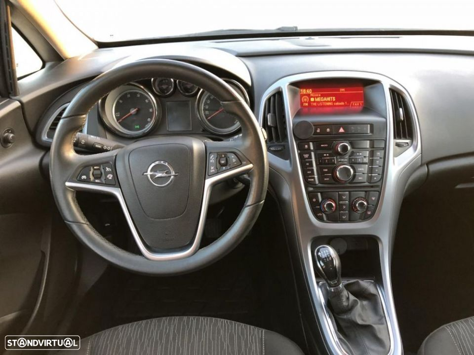 Opel Astra Sports Tourer 1.6 CDTi Selection S/S - 26