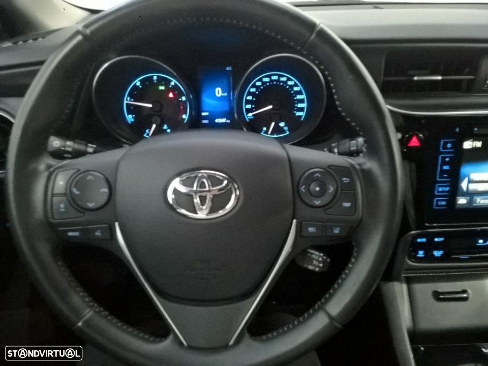 Toyota Auris Touring Sports 1.4D Comfort Pack Techno Pack Sport TS - 12
