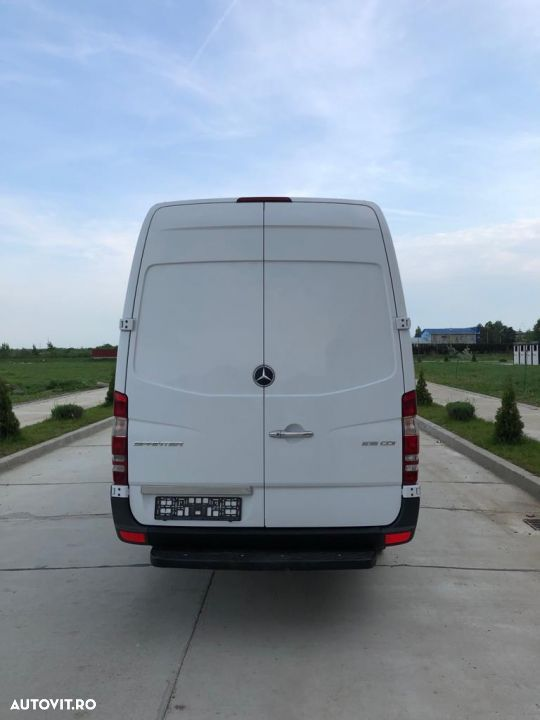Mercedes-Benz Sprinter 416 516 - 15