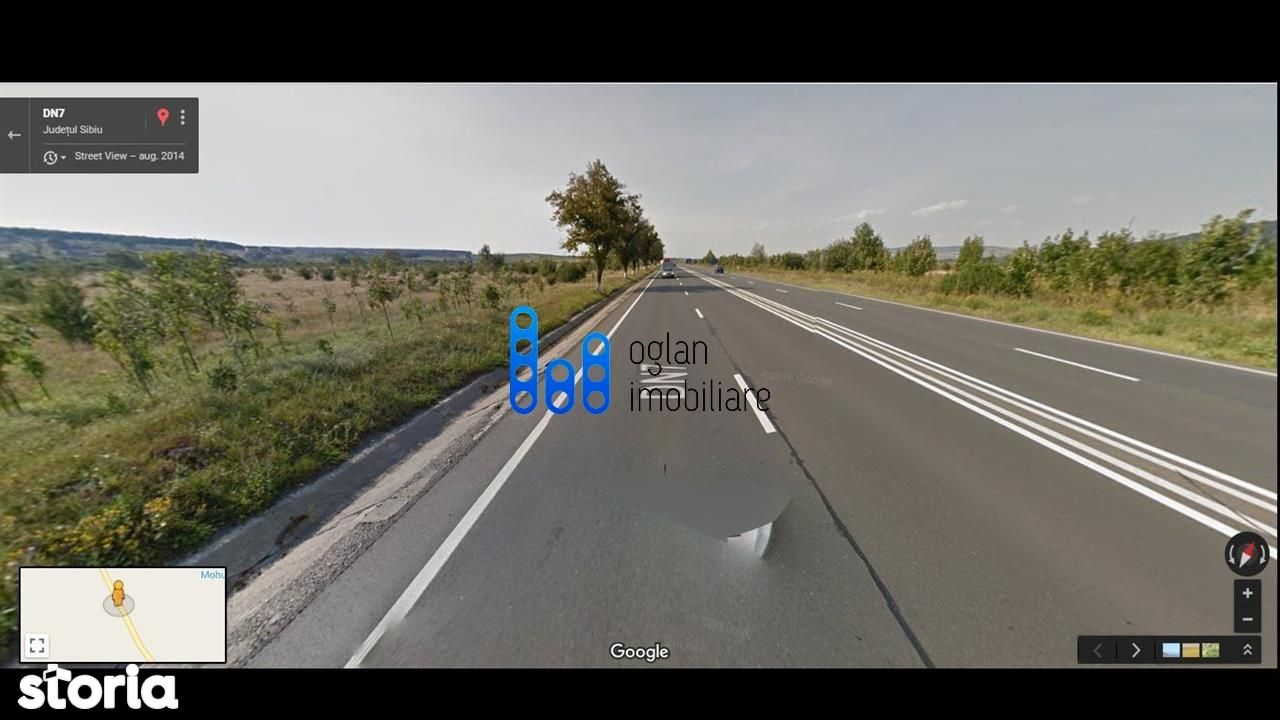 Teren de Vanzare, Selimbar, Sibiu - Foto 3