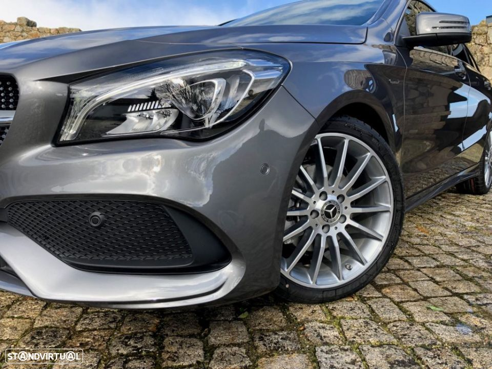 Mercedes-Benz CLA 200 d DCT Shooting Brake - 3