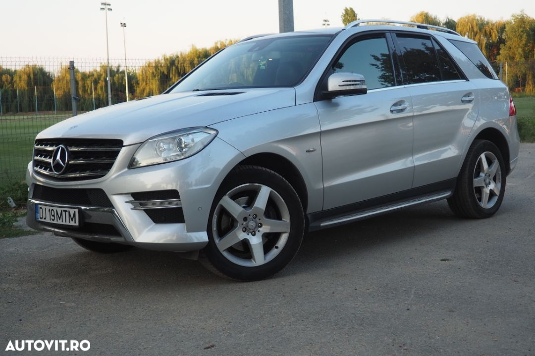 Mercedes-Benz M ML - 7