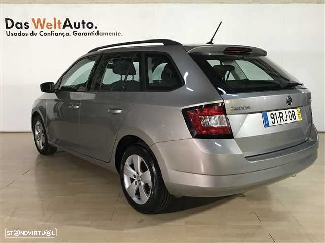 Skoda Fabia Break 1.4 TDi Ambition - 3