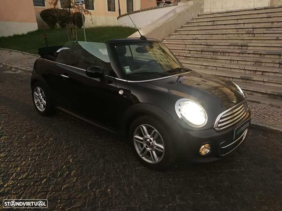 MINI Cooper Cabrio Cooper D Pack Chili - 1
