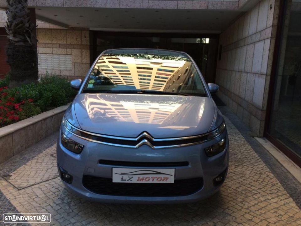Citroën C4 Grand Picasso Blue HDi 120 S&S BVM6 98g Business - 1