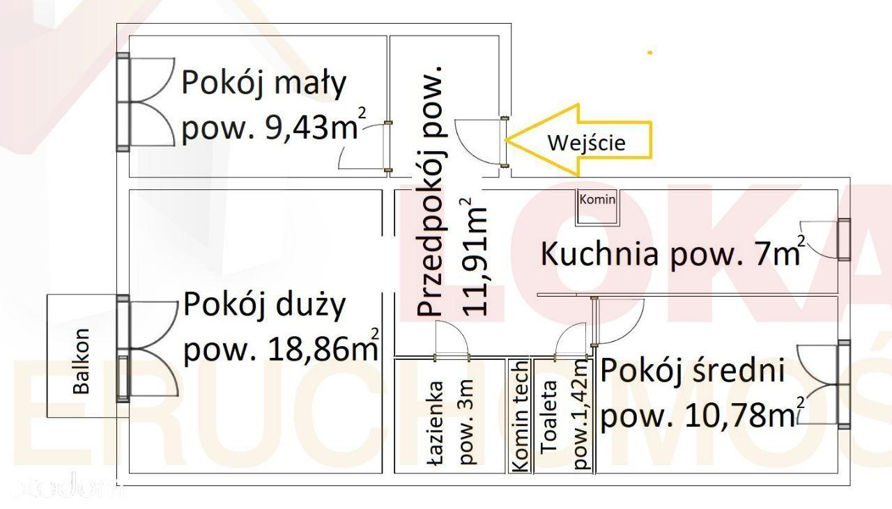 Mieszkanie na sprzedaż, Bytom, Stroszek - Foto 14
