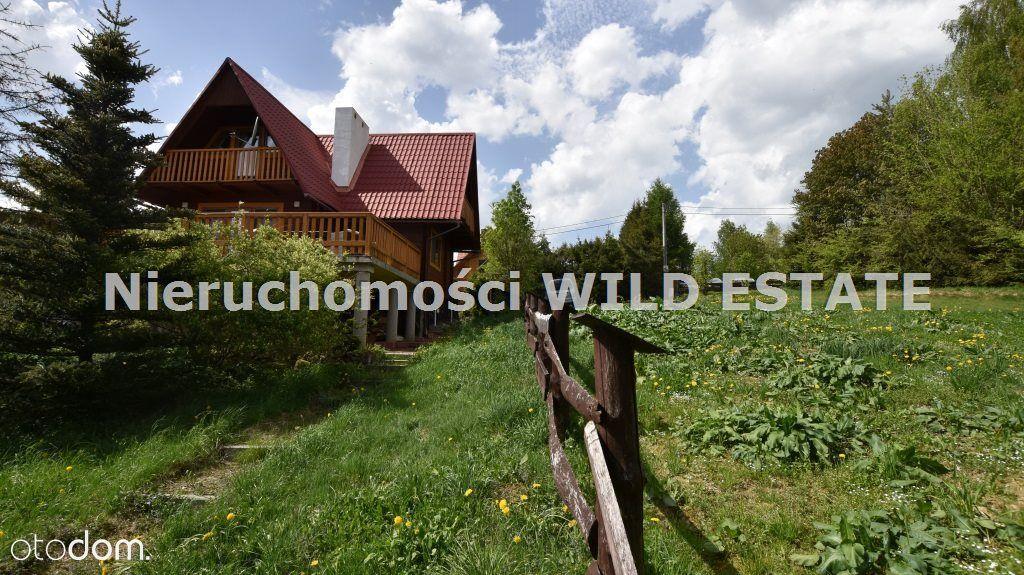 Dom na sprzedaż, Cisna, leski, podkarpackie - Foto 1